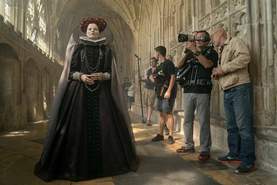María reina de Escocia : Foto Margot Robbie