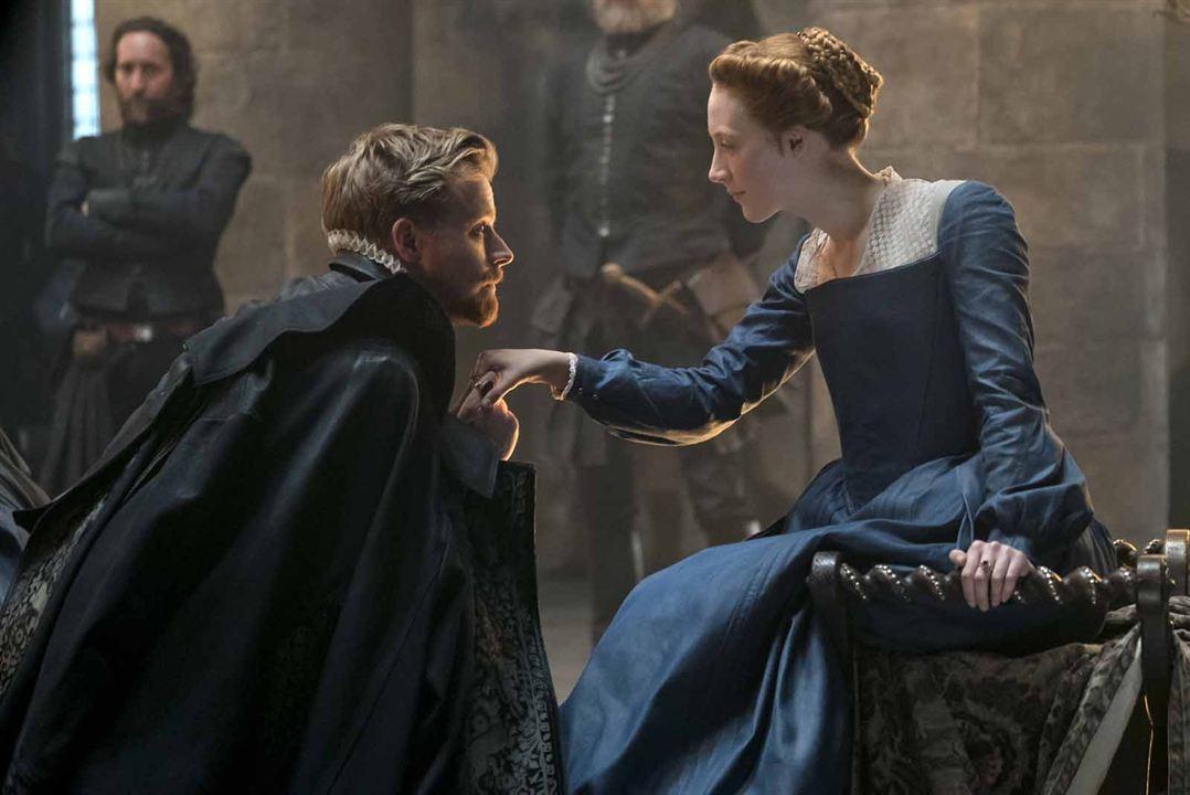 María reina de Escocia : Foto Saoirse Ronan