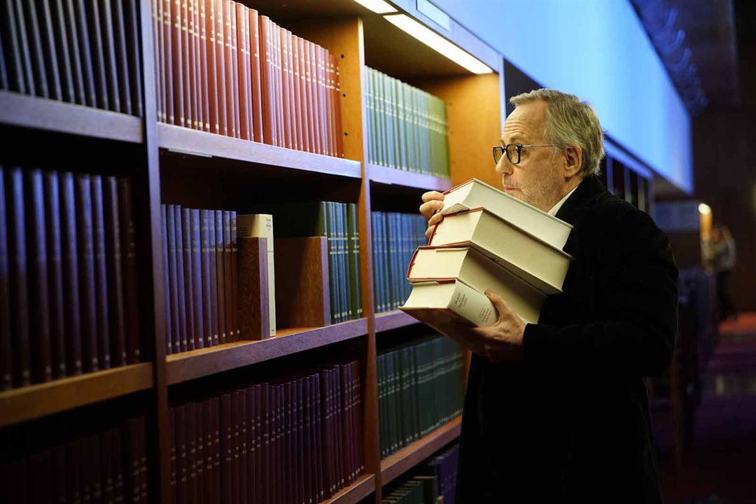 La biblioteca de los libros rechazados : Foto Fabrice Luchini