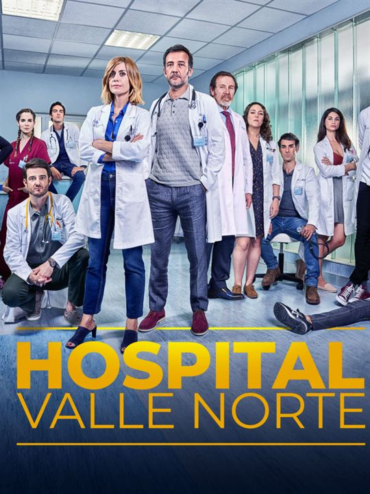 Hospital Valle Norte : Cartel