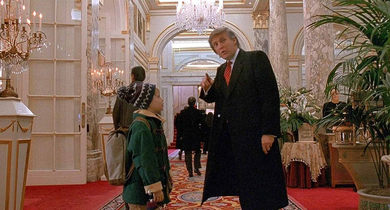 Solo en casa 2: Perdido en Nueva York : Foto Donald Trump