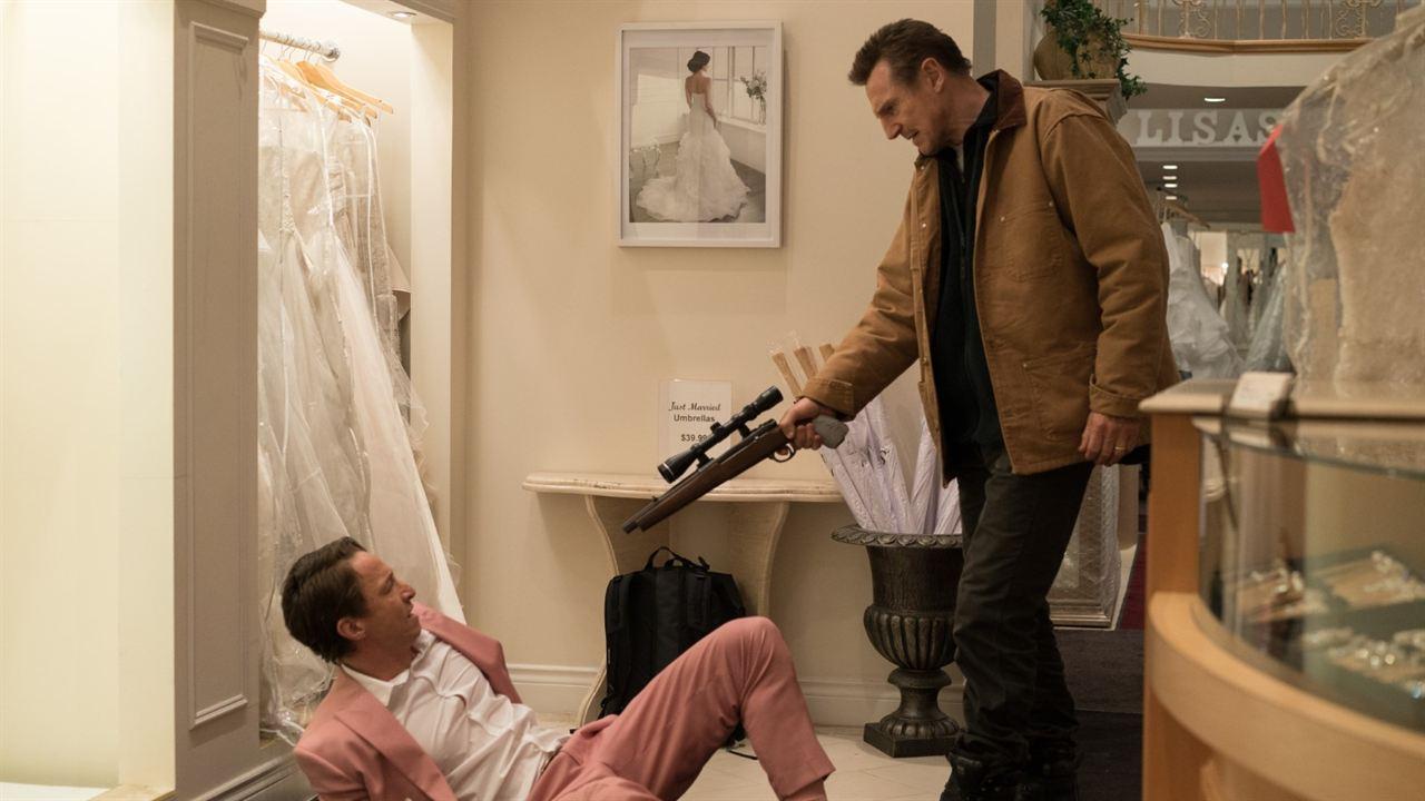 Venganza bajo cero : Foto Bradley Stryker, Liam Neeson
