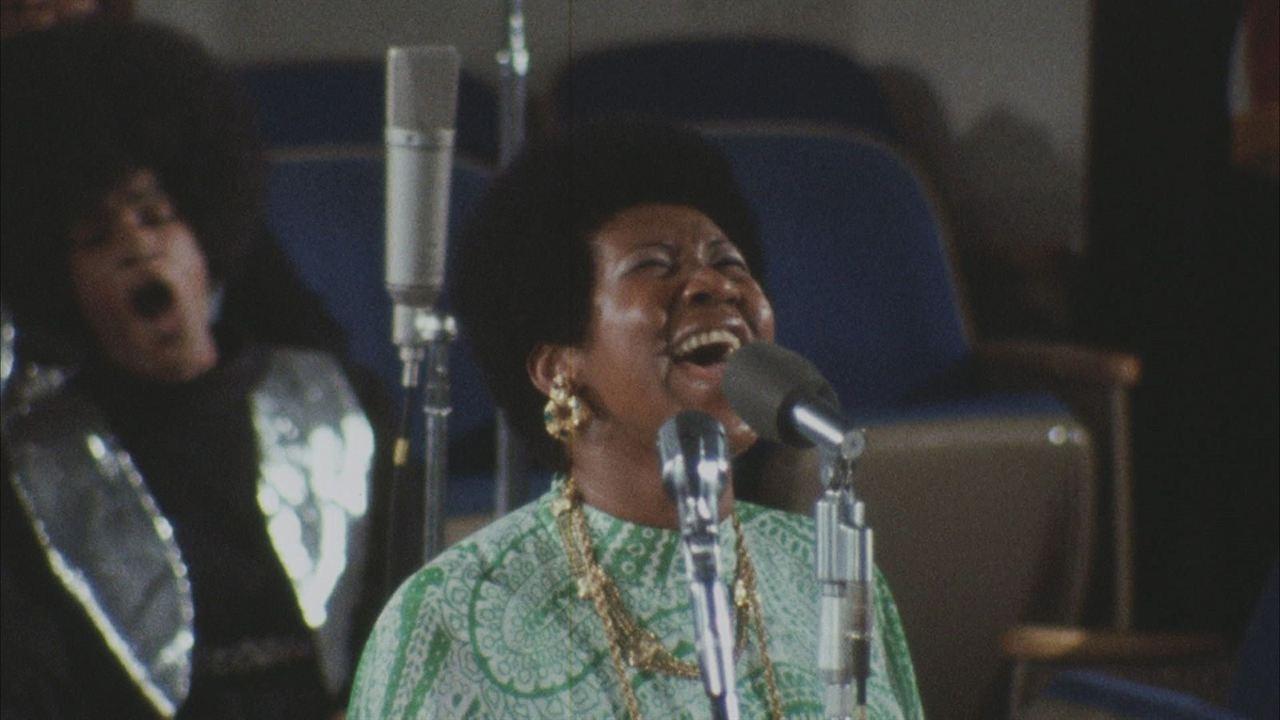 Amazing Grace : Foto Aretha Franklin