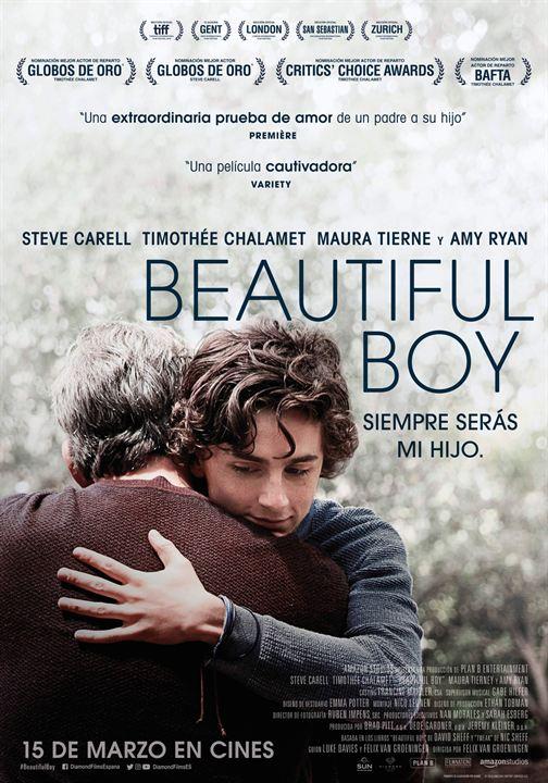 Beautiful boy, siempre serás mi hijo : Cartel