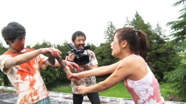 One Cut Of The Dead : Foto Kazuaki Nagaya, Takayuki Hamatsu, Yuzuki Akiyama