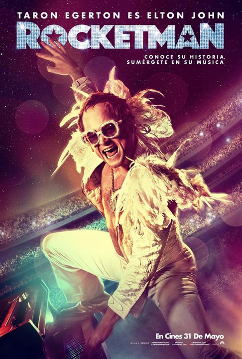 Rocketman : Cartel