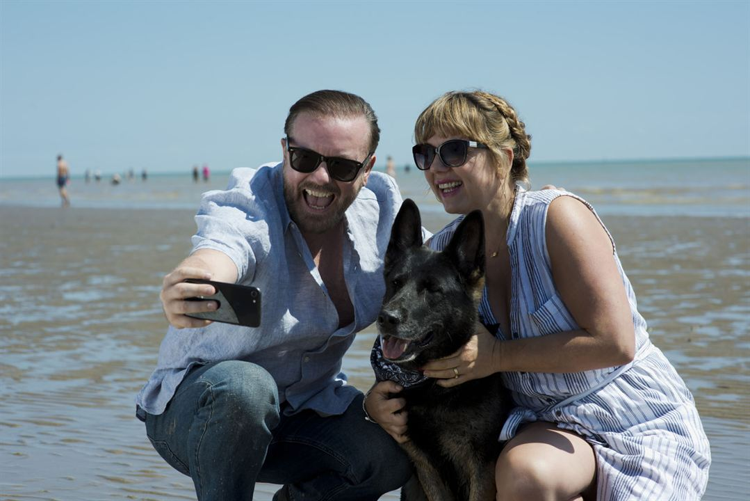 Foto Kerry Godliman, Ricky Gervais
