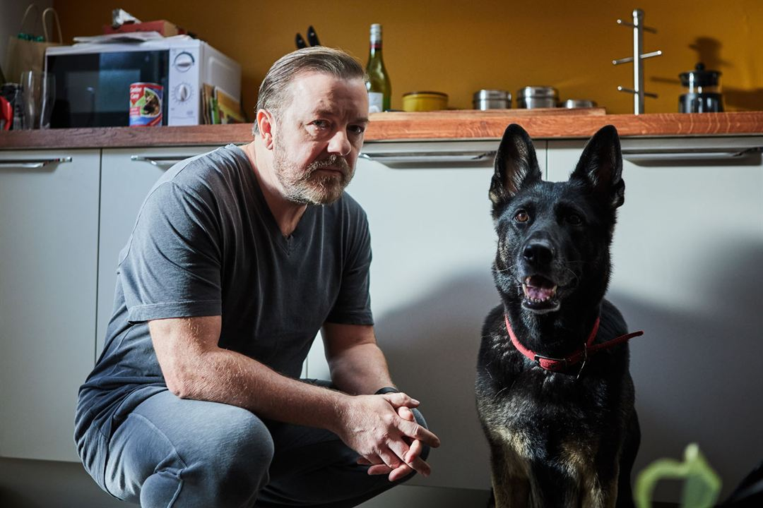 Foto Ricky Gervais