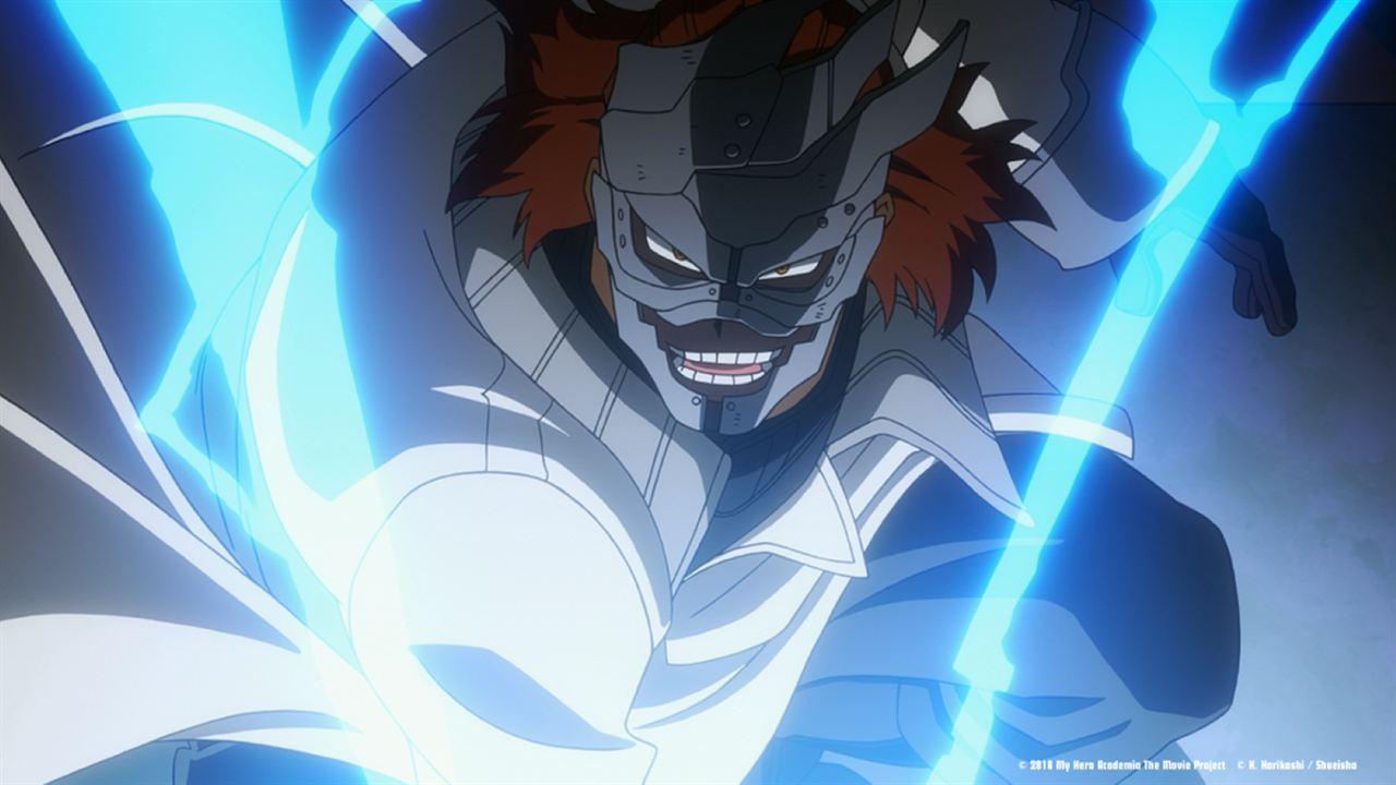My Hero Academia: Heroes Rising : Foto