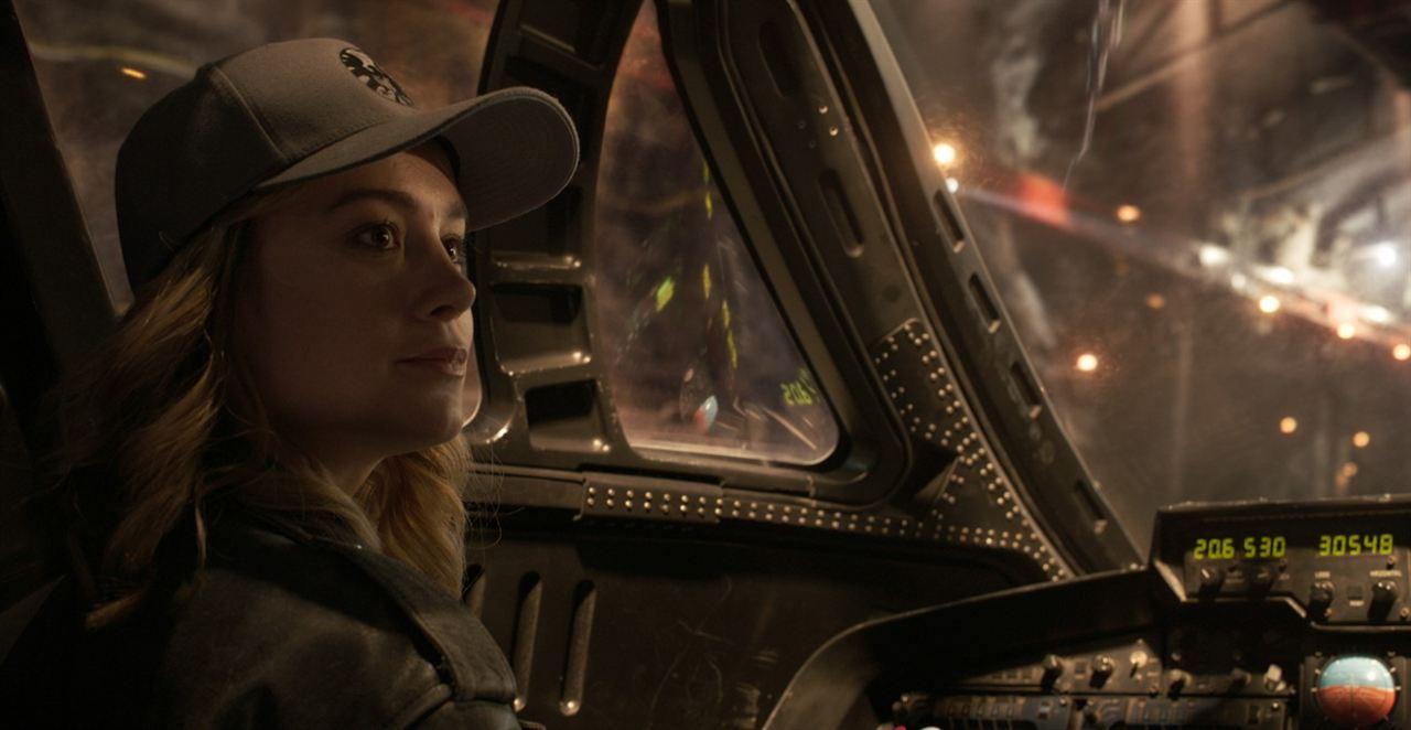 Capitana Marvel : Foto Brie Larson