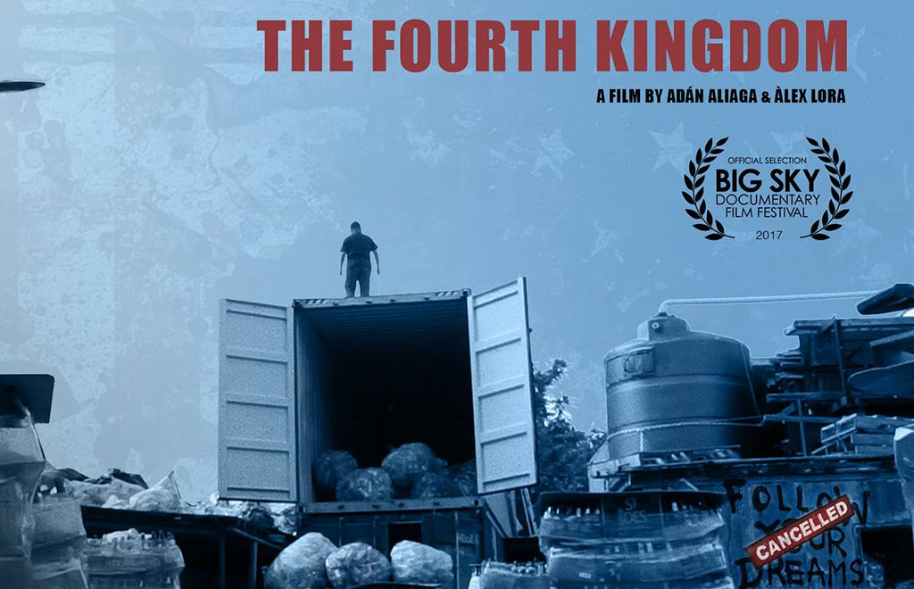 El cuarto reino. El reino de los plásticos : Foto
