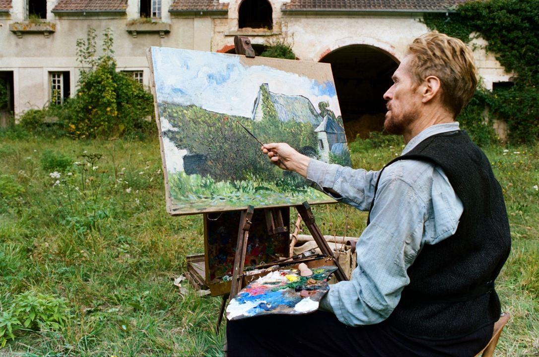 Van Gogh, a las puertas de la eternidad: Willem Dafoe