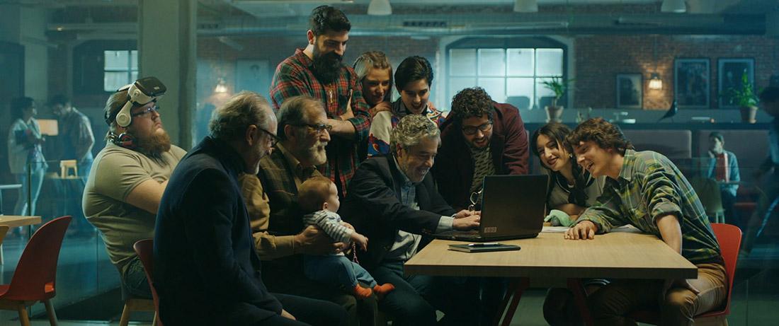 Abuelos : Foto Ana Fernández, Carlos Iglesias, Ramon Barea, Raúl Fernández de Pablo, Roberto Álvarez