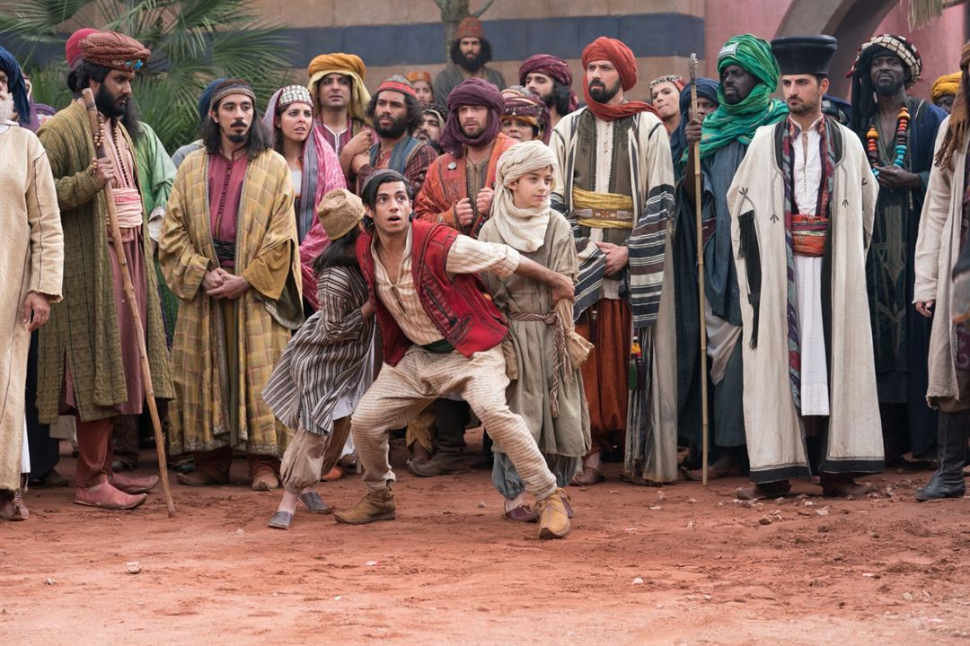 Aladdin : Foto Mena Massoud