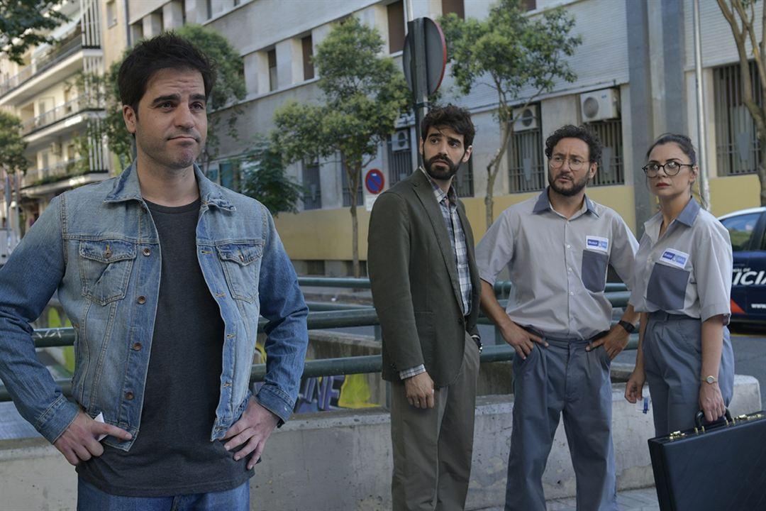 Lo dejo cuando quiera : Foto David Verdaguer, Ernesto Sevilla, Miren Ibarguren