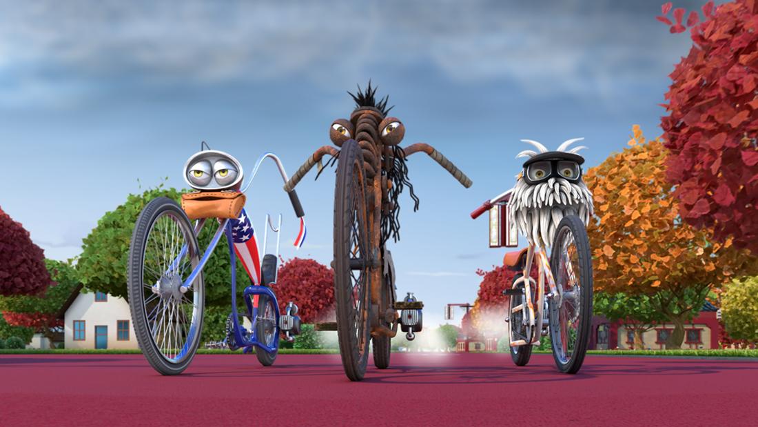 Bikes : Foto