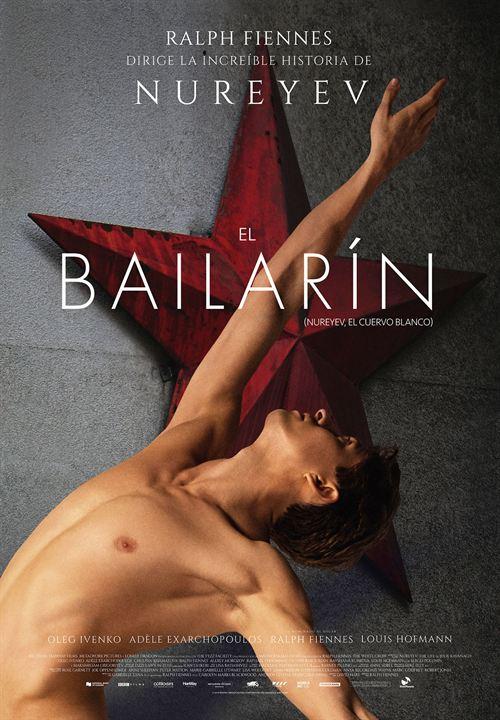 El bailarín : Cartel