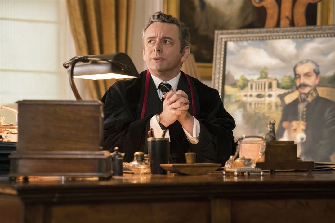 Slaughterhouse Rulez : Foto Michael Sheen