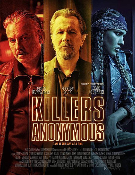 Cartel de Killers Anonymous - Poster 2 - SensaCine com
