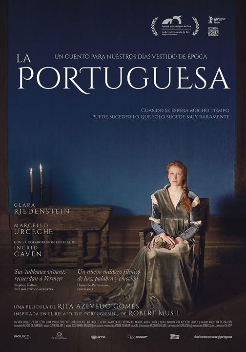 La portuguesa : Cartel