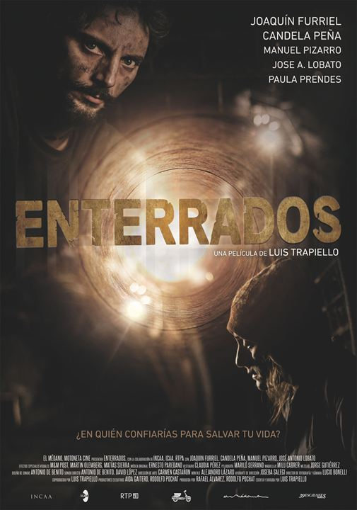 Enterrados : Cartel
