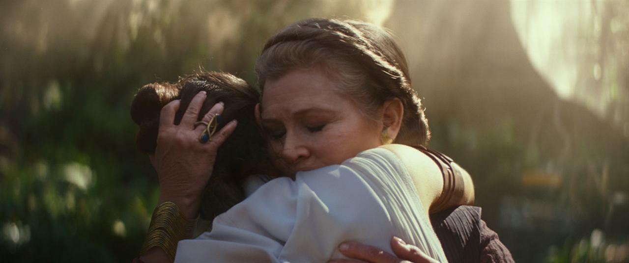 Star Wars: El Ascenso de Skywalker : Foto Carrie Fisher