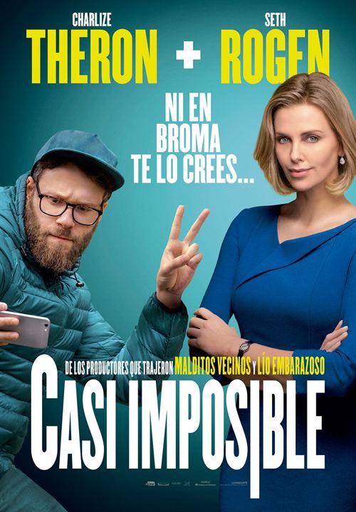 Casi imposible : Cartel