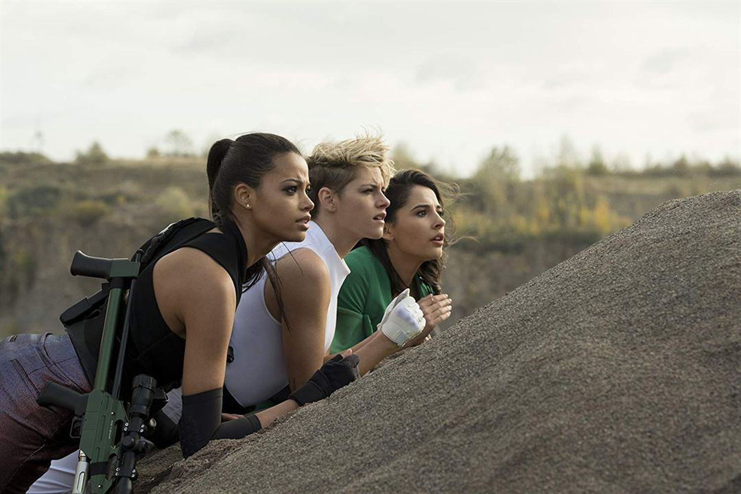 Los Ángeles de Charlie : Foto Ella Balinska, Kristen Stewart, Naomi Scott