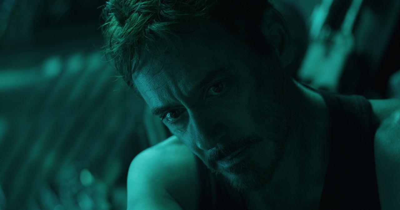 Vengadores: Endgame : Foto Robert Downey Jr.