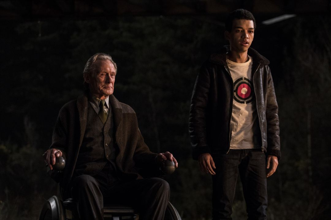 Pokémon Detective Pikachu : Foto Bill Nighy, Justice Smith