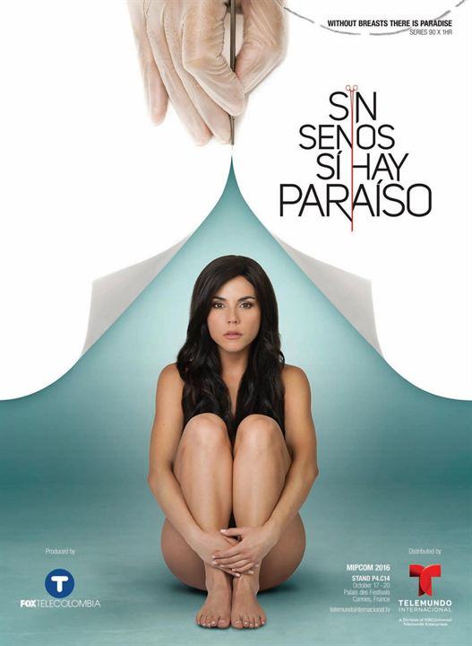 Imagen Sin senos sí hay paraíso – Temporada 1