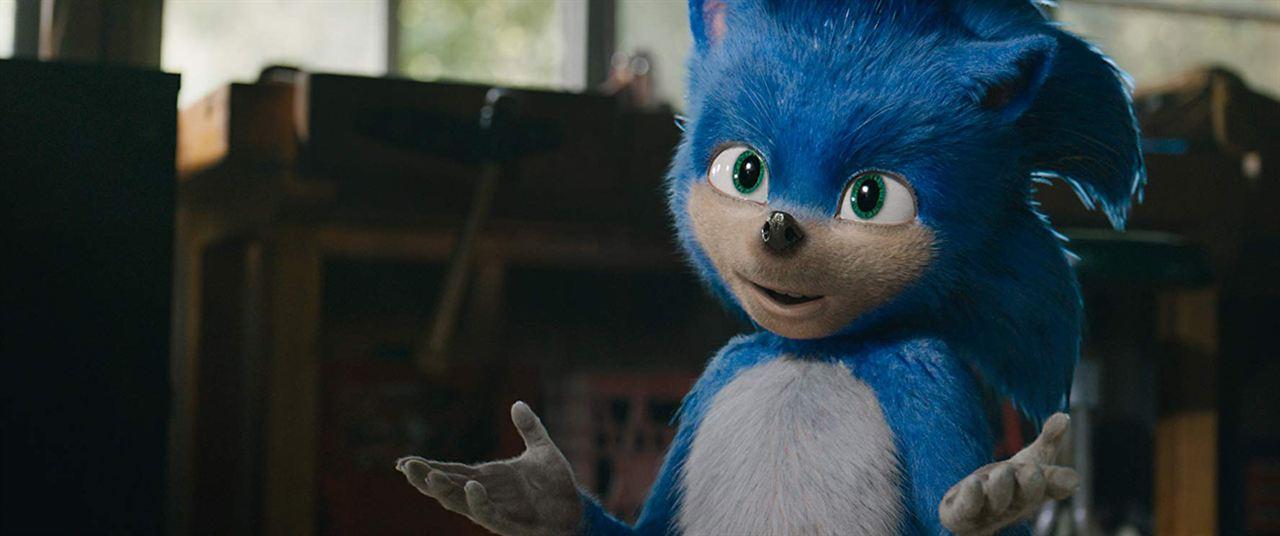 Sonic. La película : Foto