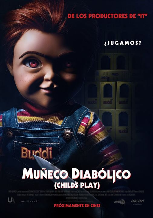 Muñeco diabólico (Child's Play) : Cartel