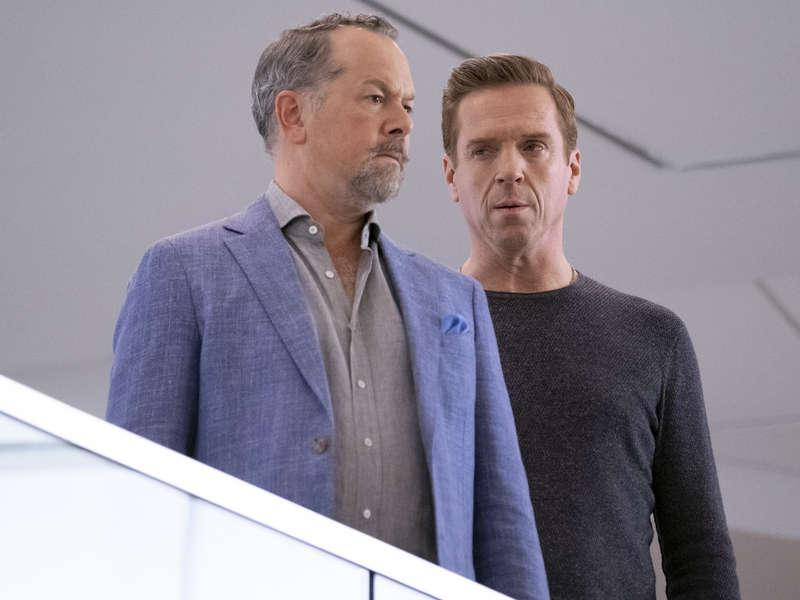 Foto Damian Lewis, David Costabile