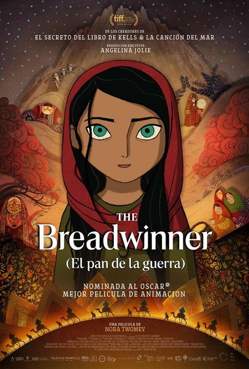 The Breadwinner (El pan de la guerra) : Cartel
