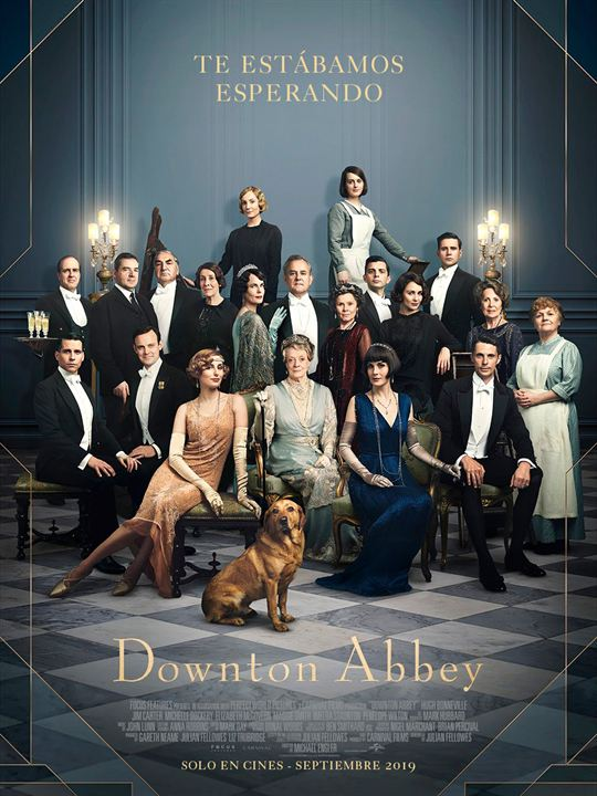 Downton Abbey : Cartel