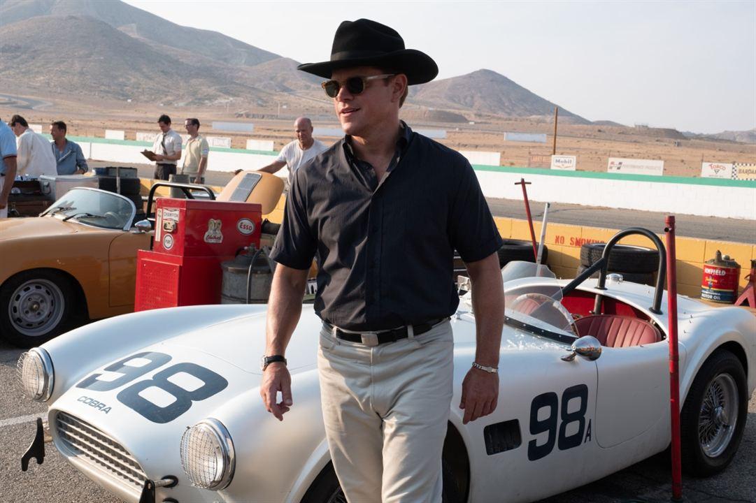 Le Mans '66 : Foto Matt Damon