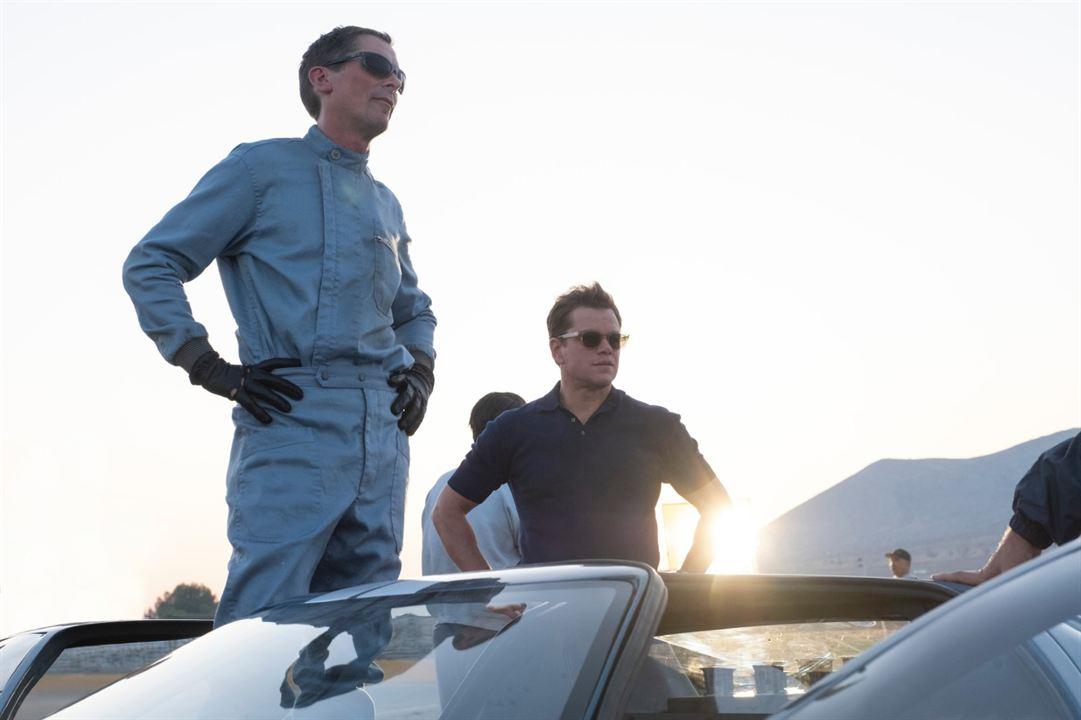 Le Mans '66 : Foto Christian Bale, Matt Damon