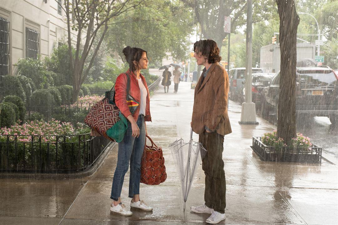 Día de lluvia en Nueva York : Foto Selena Gomez, Timothée Chalamet