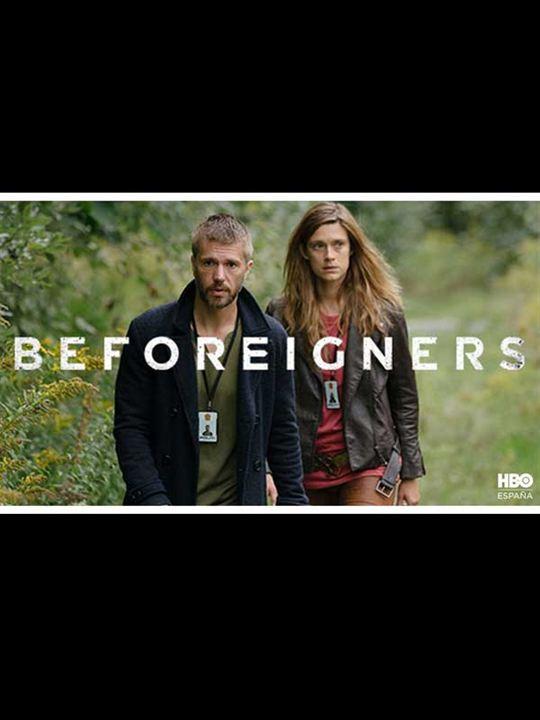 Beforeigners (Los visitantes) : Cartel