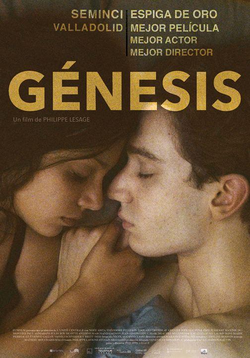 Génesis : Cartel