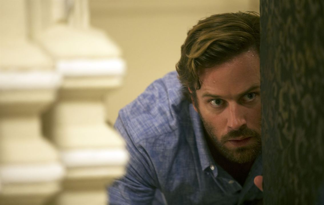 Hotel Bombay : Foto Armie Hammer