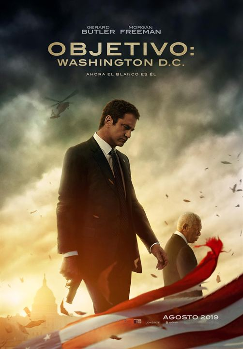 Objetivo: Washington D.C. : Cartel