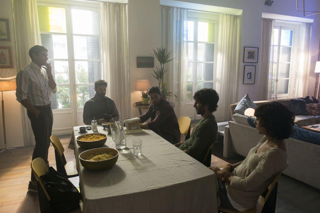 Litus : Foto Adrián Lastra, Álex García (II), Belén Cuesta, Quim Gutiérrez