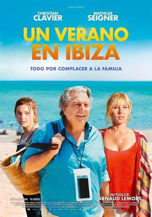 Un verano en Ibiza : Cartel