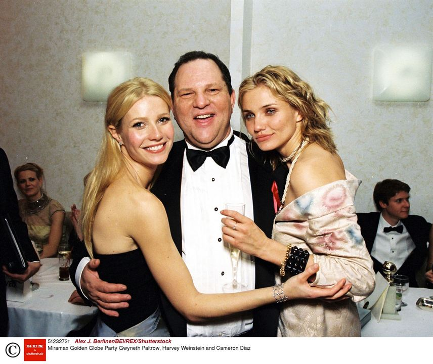 Untouchable : Foto Cameron Diaz, Gwyneth Paltrow, Harvey Weinstein