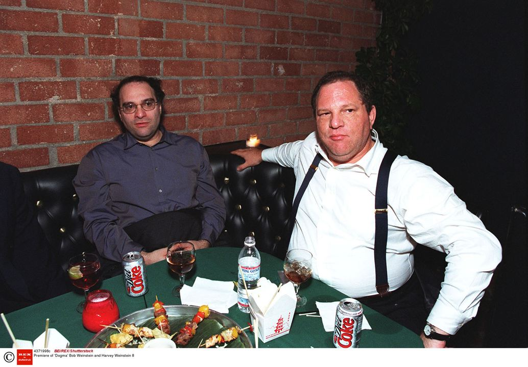 Untouchable : Foto Harvey Weinstein