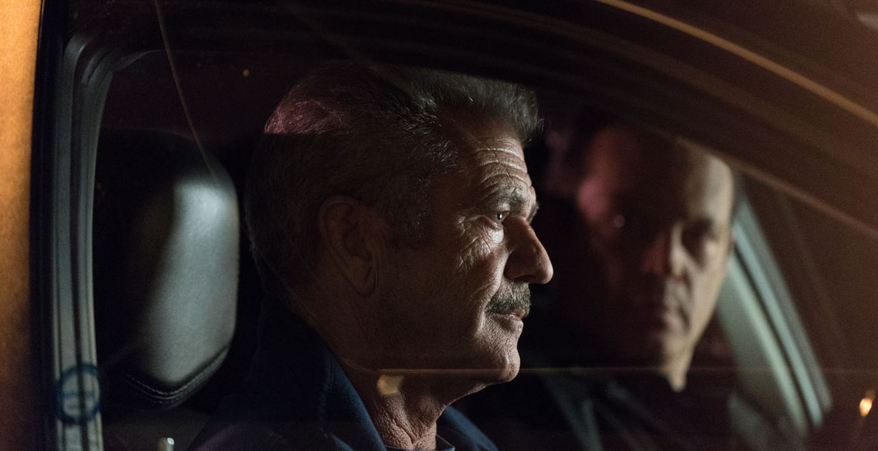 Dragged Across Concrete : Foto Mel Gibson