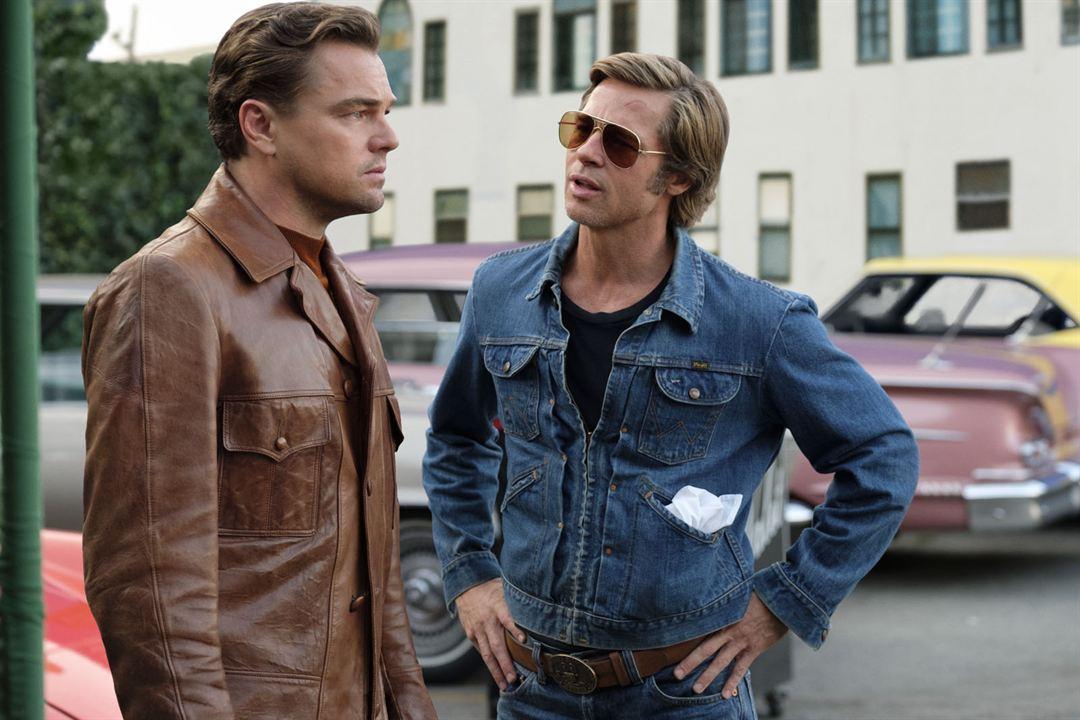 Érase una vez en... Hollywood : Foto Brad Pitt, Leonardo DiCaprio