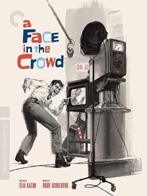 Un rostro en la multitud : Cartel